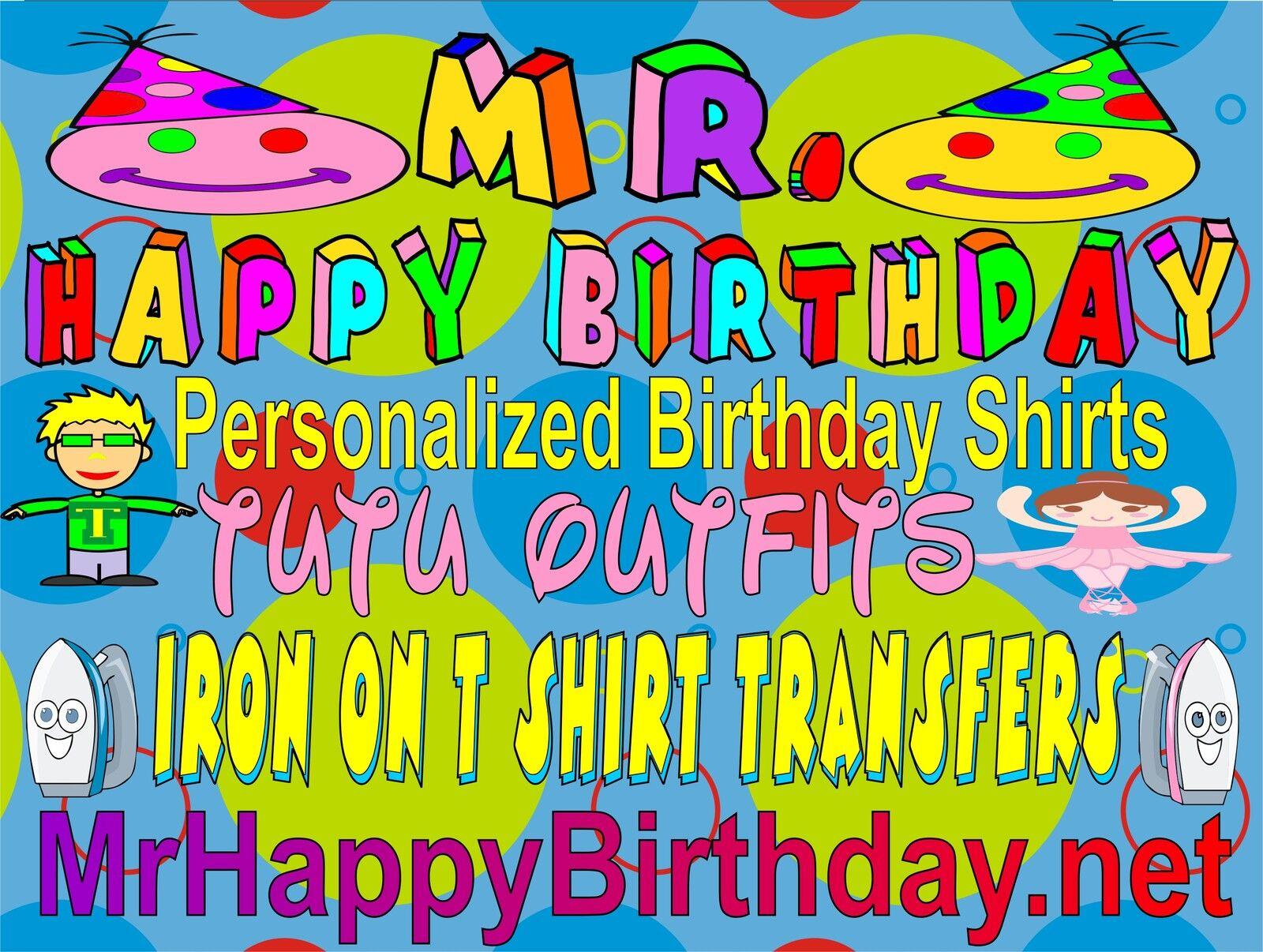 Mr.Happy Birthday