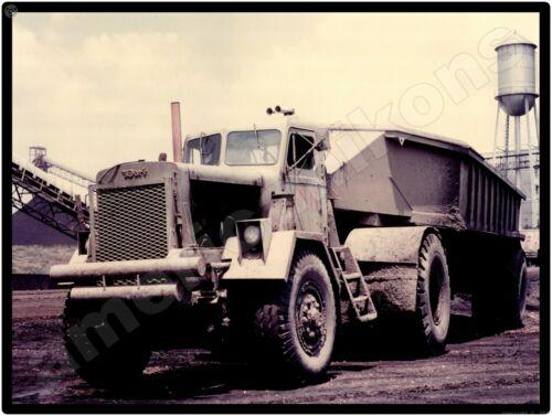 Dart Trucks New Metal Sign: Dart Truck in 1968