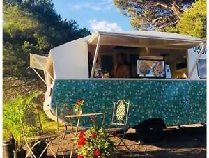 Vintage Coffee Caravan - mobile coffee/bar/markets