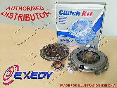 FOR SUBARU FORESTER SF 2.0 S TURBO 98-02 3 PIECE CLUTCH COVER DISC BEARING KIT