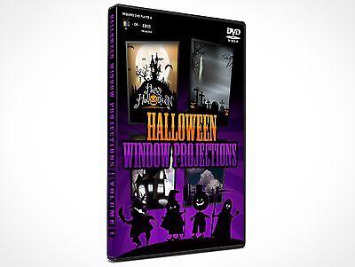 Halloween Decorations Kid Friendly (Kid Friendly! - Halloween Digital Window Decoration DVD Vol)
