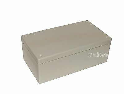 Abs Plastic Enclosure Project Box 5.3 X 2.9x 1.95 Inches O.d. Gray