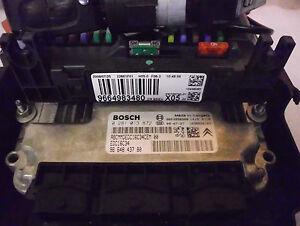 2010 CITROEN C3 PICASSO 1.6 HDi * BREAKING  key ecu ignition bsi unit set