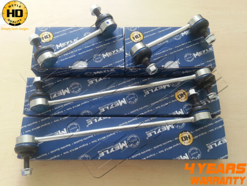 FOR VOLVO S60 TURBO AWD T5 D5 FRONT REAR STABILISER DROP LINKS MEYLE HEAVY DUTY