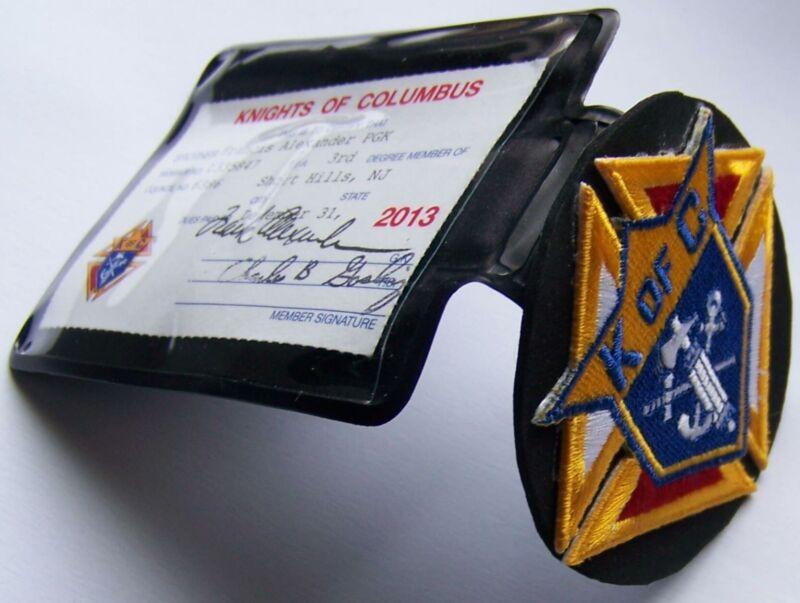 KofC Pocket Emblem