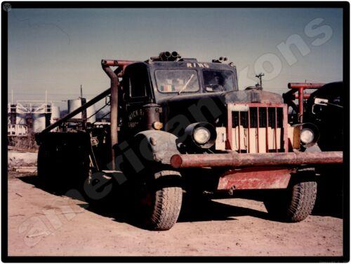 Dart Trucks New Metal Sign: Dart Truck in Mt. Carmel, Illinois - 1959