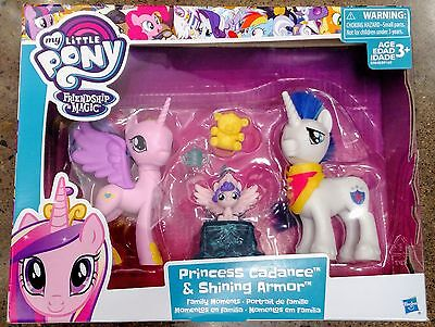 Princess Cadence and Shining Armor My Little Pony Friendship Pack MLP