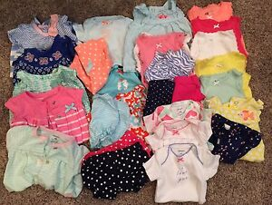 Newborn Girl Summer Clothes