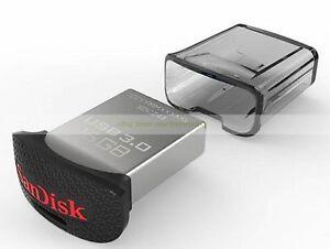 SanDisk-USB-16GB-16G-Ultra-Fit-USB3-0-Flash-Pen-Drive-Mini-Nano-New