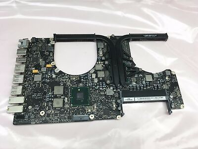 "Apple MacBook Pro 17"" A1297 2010 i7 2.8GHz Logic Board GT 330M 820-2849-A"