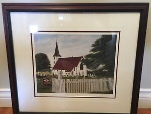 Reduced!! Anglican Church Topsail-Bill Richardson