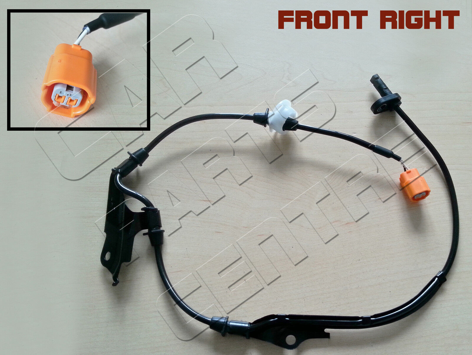 for HONDA ACCORD ABS SENSOR FRONT RIGHT 2003-2008 57450-SDC-013 SALOON ESTATE