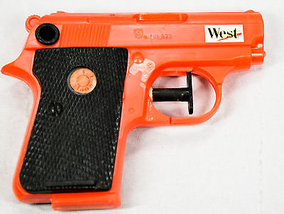 "West Tabak, Original 70, 80er Jahre Wasserpistole ""i shot the sheriff"""
