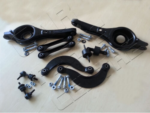 FOR VOLVO C30 1.6 1.8 2.0 2.4 REAR UPPER LOWER TRAILING ARM ARMS LINKS BOLTS 05-
