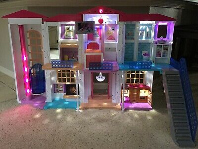 Barbie Doll Mattel DPX21 Hello Dream House RARE/discontinued~ Smart House