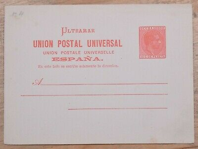 MayfairStamps Habana 1880 15 Cents Famous Man Mint Stationery Card wwo79319