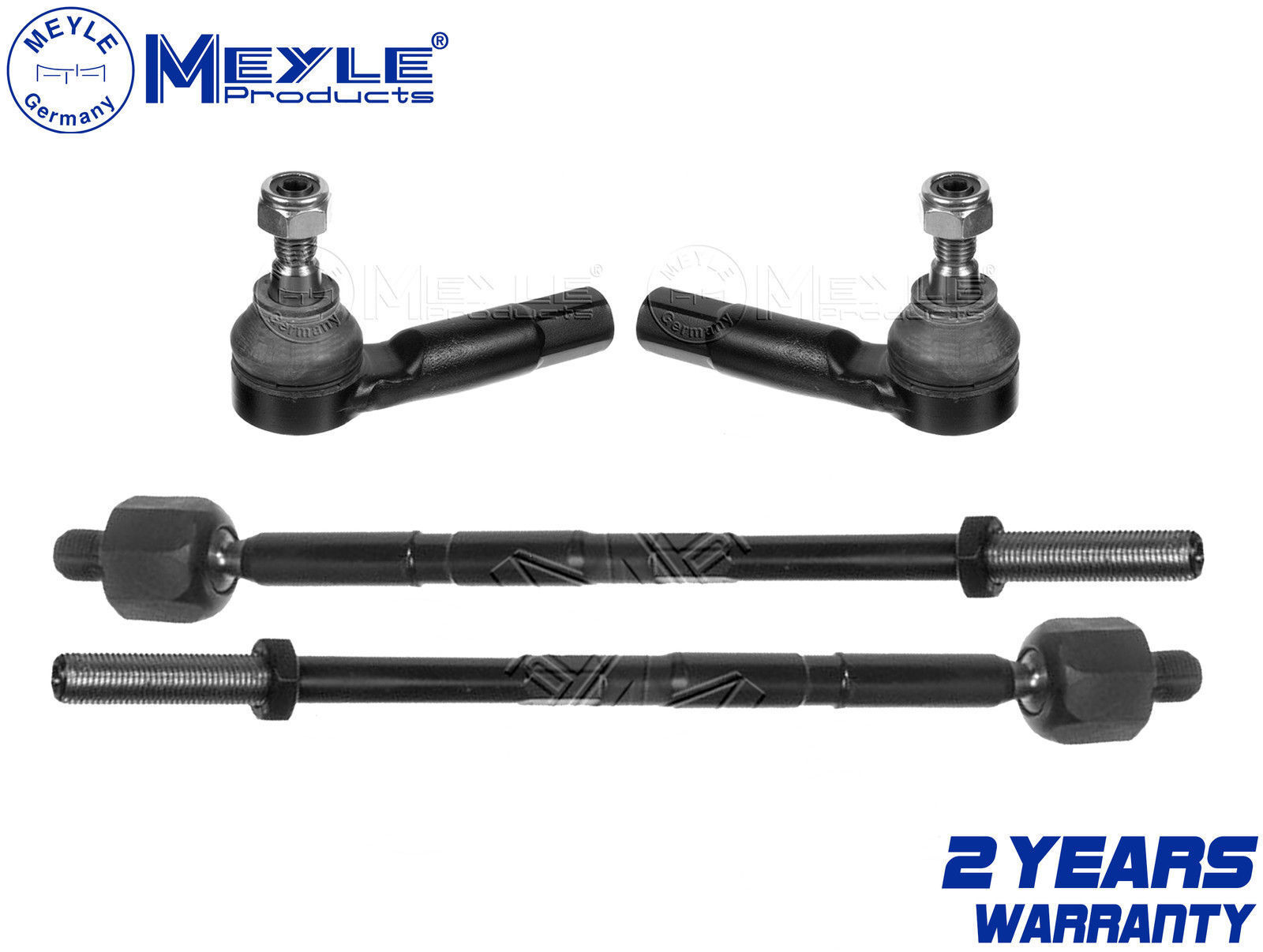 FOR FORD FOCUS MK1 98-04 FRONT LEFT RIGHT INNER OUTER TRACK TIE ROD RACK ENDS