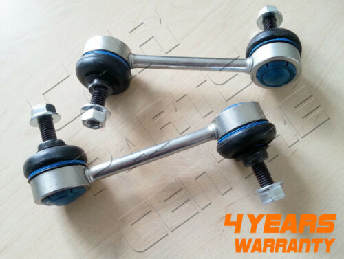 FOR HONDA ACCORD 2.2 2.4 TOURER ESTATE REAR STABILISER ANTIROLL BAR LINKS 2003-