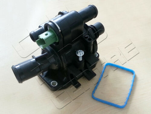 FOR FORD FIESTA MK5 MK6 1.4 TDCi 2001- COOLING COOLANT THERMOSTAT HOUSING SENSOR