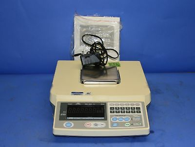 1 Used Ad Fc-500si Digital Counting Scale 16756