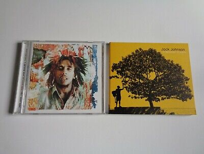 One Love: The Very Best Of Bob Marley & The Wailers and Jack Johnson 2