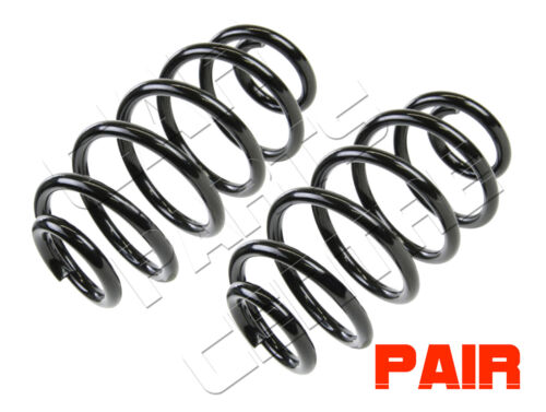 FOR MERCEDES VITO VAN BUS W639 REAR SUSPENSION COIL SPRINGS SPRING x2 639
