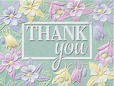 Pumpernickel Press Columbine Thank-You BOXED NOTE CARDS USA](Halloween Thank You Notes)