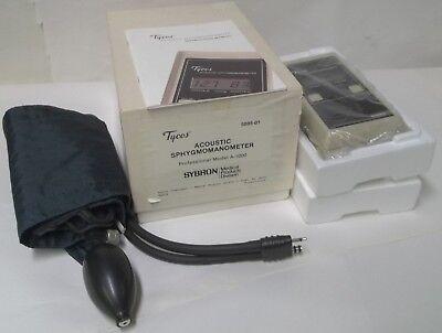 Welch Allyn Tycos Professional A-1000 Digital Acoustic Sphygmomanometer 5095-01