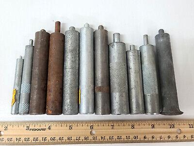 Lot Of 11 Masonry Machine Screw Lead Anchor Set Tools Lot 1