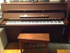 Yamaha Piano (Price includes Delivery)