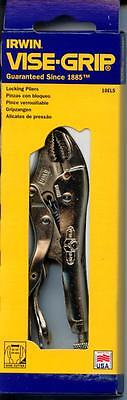 Vise Grips 4wr 4 Locking Plier W/ Cutter Brand Made In The U.s.a .