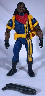 2018 Hasbro Marvel Legends Deadpool Series Sauron BAF X-Men Bishop Action Figure