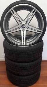 WHEEL & TYRE PACKAGE 20x8.5 MAVERICK AND 245/30R20 ALTENZO Elizabeth Playford Area Preview