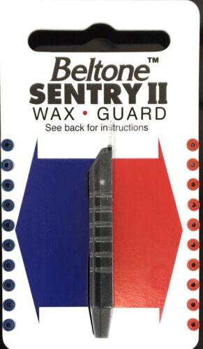 Beltone Sentry II Wax Guards