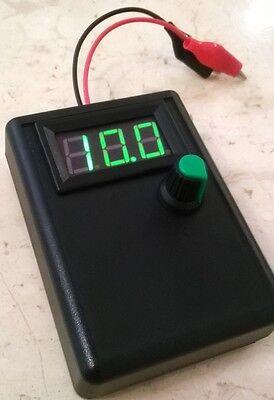 0-10v Voltage Signal Generator Simulator 0-10 Vdc Calibrator Battery Operated
