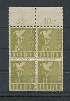 ALL.BES. 959 c P OR dgz GUTE FARBE OR-4er-Block postfrisch ** MNH Mi 62.- m384