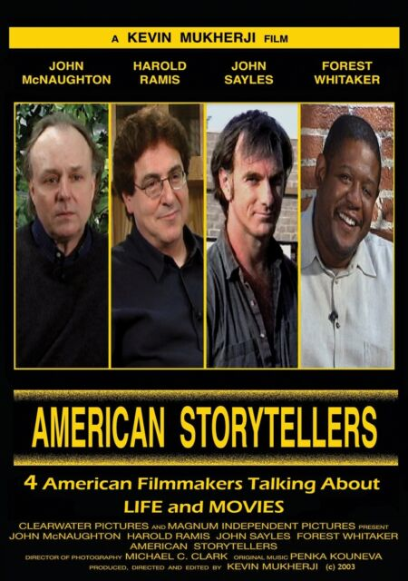 American Storytellers- Forrest Whitaker/Harold Ramis/John McNaughton DVD