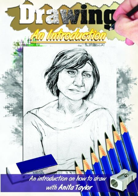 DRAWING - AN INTRODUCTION - DVD - How to Draw - Anita Taylor - New & Sealed