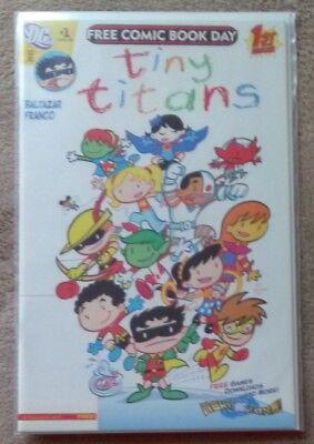 Tiny Titans #1B 2008 Free Comic Book Day FCBD Edition - DC Comics