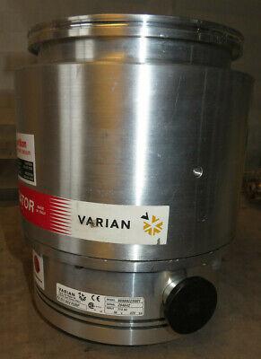 Varian Tv 551 Navigator Turbo Molecular Vacuum Pump