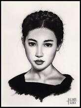 Beautiful Portrait drawings, perfect gift for any ocassion! Melbourne CBD Melbourne City Preview