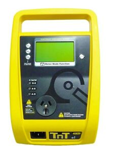 TnT-EL Portable Appliance / PAT Tester with Earth Leakage Function