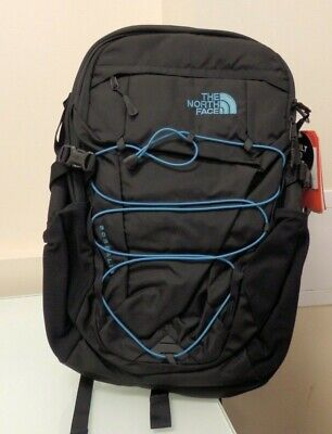 The North Face Borealis Backpack, TNFBLA / STORMBLU OS