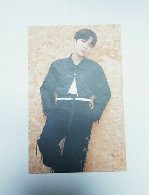 "K-POP ATEEZ JongHo Photocard - Official Album "" TREASURE EP 1 : All To Zero """