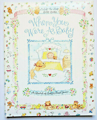 C.R. Gibson Lift-The-Flap Baby's First Year Keepsake, Memory Book