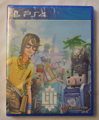 Lili Sony Playstation 4 PS4 LR-P46 Limited Run Games #77 New Sealed