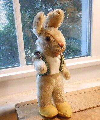 Antique Steiff Nikili Mohair Bunny Rabbit- Germany