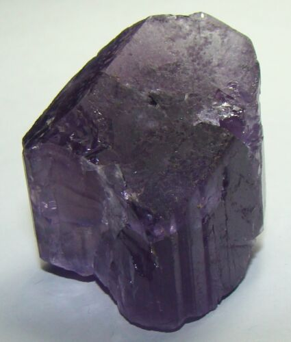 Purple Scapolite Catseye Rough Crystal 144 Carats