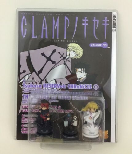 Clamp No Kiseki Book Vol 11 Chess Piece Figure Set 26157 Knight Pawn Bishop New