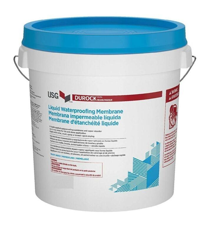 USG Durock Liquid Waterproofing Membrane 1 Gallon (3.7L)